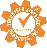 Volunteer Sintered Products, Inc. | Since 1981